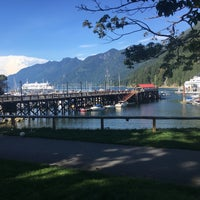 Photo taken at Horseshoe Bay Park by Faranak R. on 6/28/2016