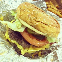 Photo taken at Five Guys by Podge N. on 3/10/2013