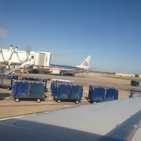 Photo taken at American Airlines Gates 10 - 19 by Loca G. on 11/11/2012