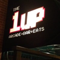 Photo taken at The 1up - LoDo by Amanda I. on 11/9/2012