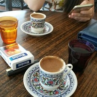Photo taken at Gül Cafe by Esra B. on 7/20/2015