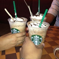 Photo taken at Starbucks Coffee by Luis R. on 2/14/2013