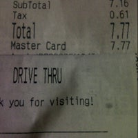Photo taken at Taco Bell by Dan D. on 3/23/2014