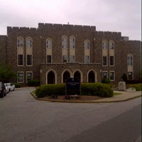 Photo taken at Cameron Indoor Stadium by Scott B. on 4/23/2013