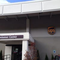 Photo taken at UPS Customer Center by Joey P. on 9/30/2014