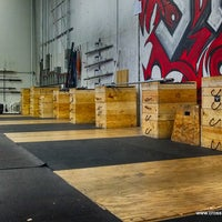 Photo taken at Crossfit Strong by Crossfit Strong on 3/11/2015