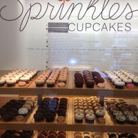 Photo taken at Sprinkles Cupcakes by Ahmed Y. on 11/25/2012