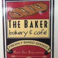 Photo taken at The Baker Bakery & Cafe by David K. on 4/13/2013