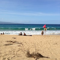 Photo taken at D.T. Fleming Beach Park by Natassa N. on 3/4/2013