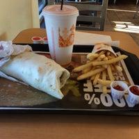 Photo taken at Burger King by Mert A. on 10/11/2016