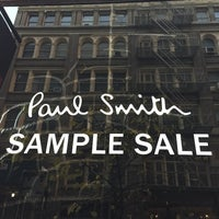 Photo taken at Paul Smith by Sara S. on 11/12/2016