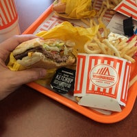 Photo taken at Whataburger by Ernest O. on 4/14/2014