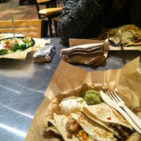 Photo taken at Qdoba Mexican Grill by Kendra S. on 3/3/2013