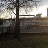 Photo taken at General Jackson Showboat by Melissa C. on 3/15/2013