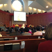 Photo taken at Houston Chinese Church by Dorothy L. on 11/1/2014