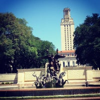 Photo taken at The University of Texas at Austin by Tiffany L. on 5/3/2013