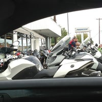 Photo taken at BMW Motorcycles of Austin by Jacque (. on 10/5/2013
