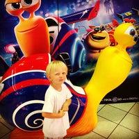 Photo taken at Cobb Merritt Square 16 Theatre & IMAX by Sarah S. on 7/22/2013
