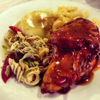 Photo taken at Kenny Rogers Roasters by Say Khoon G. on 4/13/2013