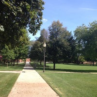 Photo taken at Lewis University by Zach W. on 8/14/2016