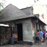 Photo taken at Lafitte's Blacksmith Shop by Jeffrey B. on 5/3/2013