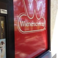 Photo taken at Wienerschnitzel by Ray H. on 4/11/2013