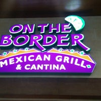 Photo taken at On The Border Mexican Grill & Cantina by Mark V. on 5/10/2014