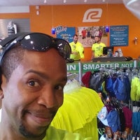 Photo taken at Road Runner Sports - Buckhead by Roy on 7/17/2014