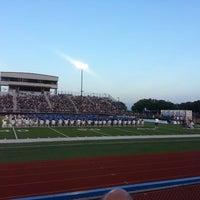 Photo taken at Bob Shelton Stadium by tahinatt L. on 6/6/2013