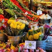 Photo taken at Union Market by Megan G. on 11/21/2012