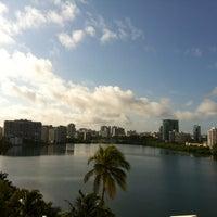 Photo taken at The Condado Plaza Hilton by Angeline C. on 4/21/2012