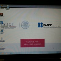 Photo taken at SAT Administración Local by Sergio R. on 1/30/2013