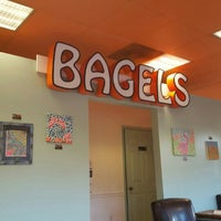 Photo taken at The Bagel Bar by Joe S. on 10/30/2015