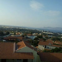 Photo taken at Aegean View Aqua Resort by Valentina K. on 10/2/2012
