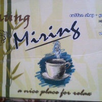 Saung Miring Coffee Shop
