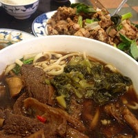 Photo taken at Taiwanese Specialties 老華西街台菜館 by Greg W. on 10/8/2013
