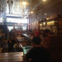 Photo taken at Intelligentsia Coffee & Tea by Steve M. on 9/14/2013