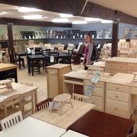 "Photo taken at ""Hoot"" Judkins Furniture by Chris C. on 9/29/2012"