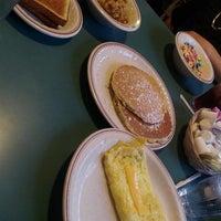 Photo taken at Hot Stacks Pancake House by Aaron H. on 2/8/2014