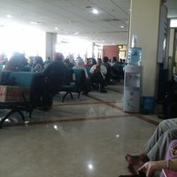 Photo taken at Gate 6 by Annisa F. on 2/6/2014