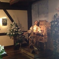 Photo taken at Chapel Of Conversion by Cristina d. on 9/1/2013