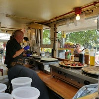 Photo taken at Crepes a la Cart by Olga B. on 7/21/2016