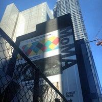 Photo taken at Museum of Modern Art (MoMA) by Elenitsab on 6/28/2013