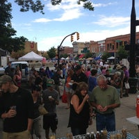 Photo taken at Ogden Historic 25Th Street Farmer's And Art Market by Andy M. on 7/13/2013