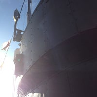 Photo taken at USS Dolphin by Jared F. on 9/2/2013