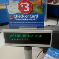 Photo taken at Walmart by laura m. on 10/18/2012