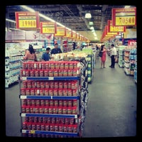 Photo taken at Grand Lucky Superstore by Masamu K. on 3/4/2013