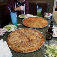 Photo taken at Cecil Whittaker's Pizza by Flip L. on 11/29/2013