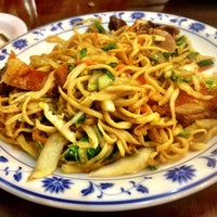 Photo taken at Tasty Hand-Pulled Noodles Inc. 清味蘭州拉麵 by Josh B. on 12/8/2012