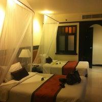Photo taken at Woraburi Phuket Resort And Spa by Doungporn L. on 4/21/2013